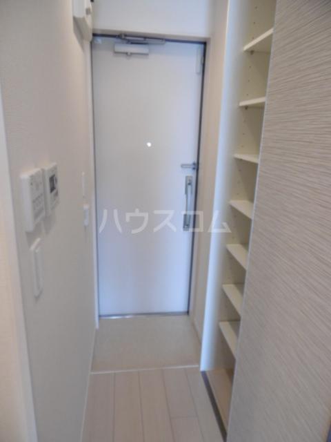 リブリ・TATSUMI 305号室の玄関