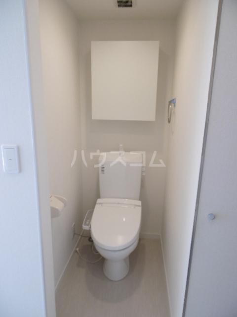 リブリ・TATSUMI 305号室のトイレ