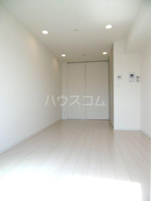 リブリ・TATSUMI 305号室のベッドルーム