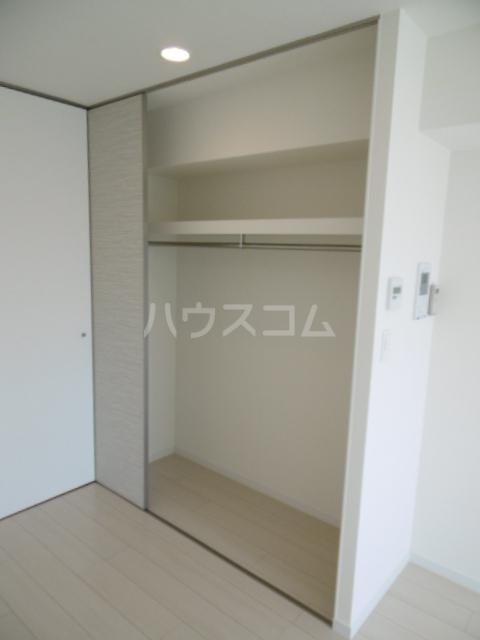 リブリ・TATSUMI 305号室の収納