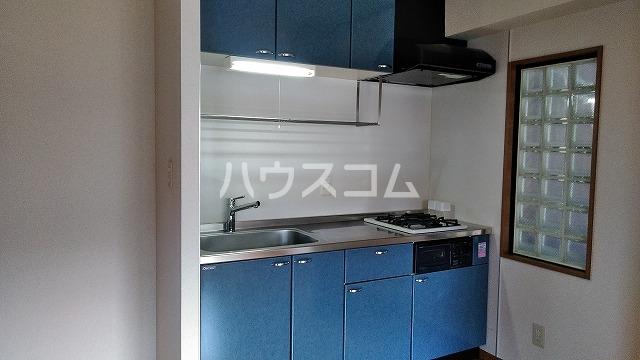 コーポひかり 101号室のキッチン