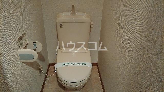 コーポひかり 101号室のトイレ