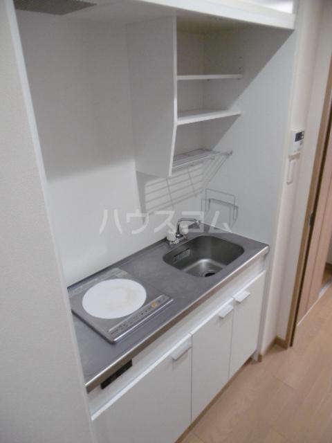 トーマス 304号室のキッチン