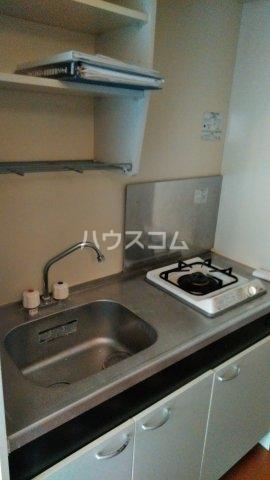 ラメール 105号室のキッチン