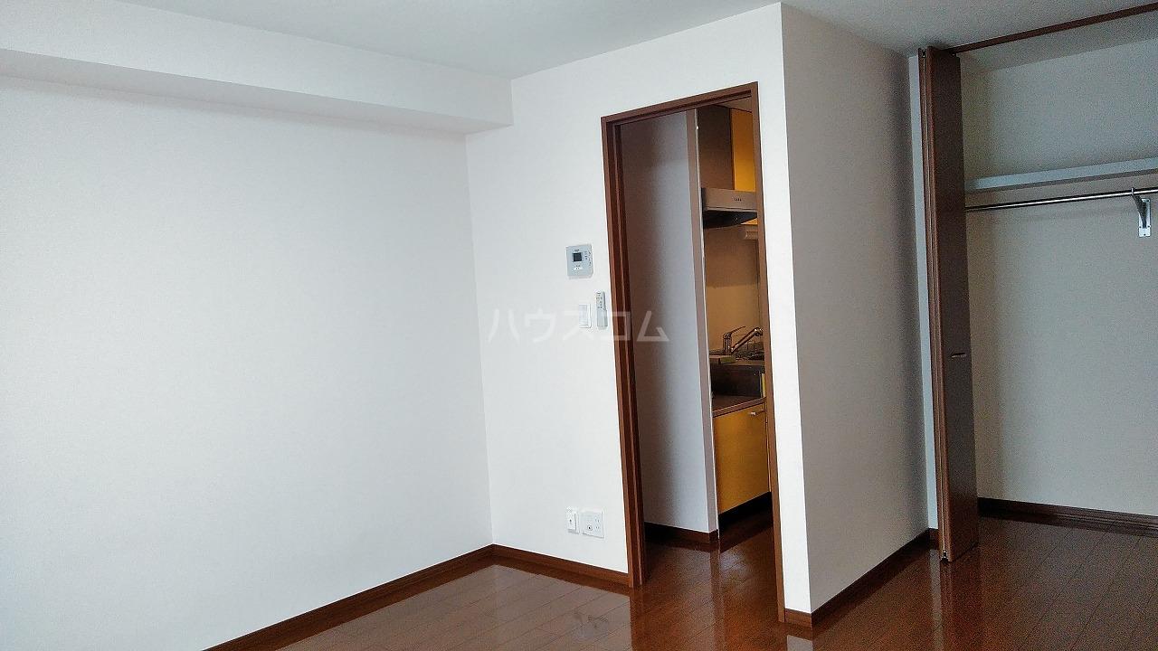 ヴァン ヴェール B 201号室のキッチン