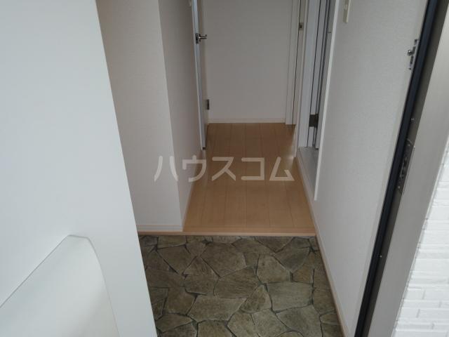 レセンテ豊田 202号室の玄関