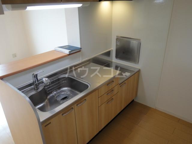 レセンテ豊田 202号室のキッチン