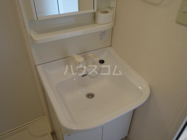 レセンテ豊田 202号室の洗面所