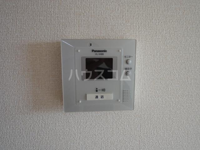 レセンテ豊田 202号室のセキュリティ