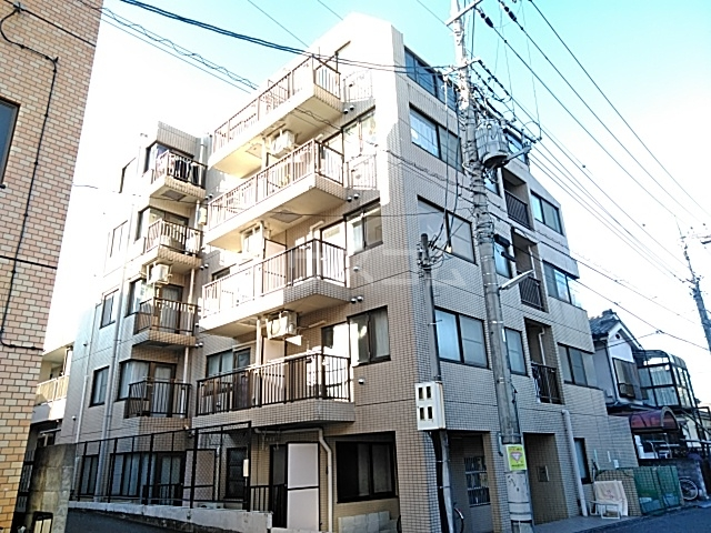 共立リライアンス上野町Ⅰ外観写真
