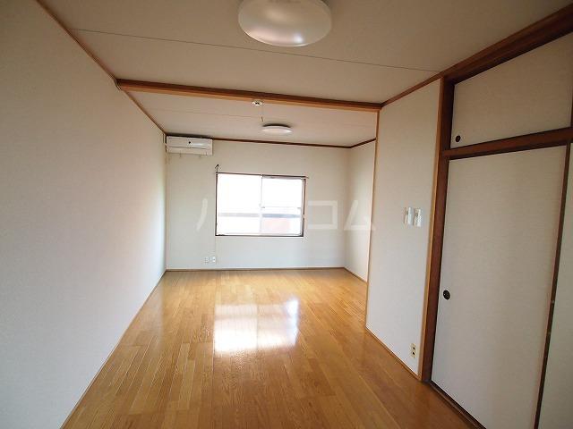 ウインベル栄Ⅱ 103号室のベッドルーム