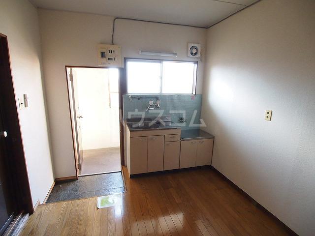 ウインベル栄Ⅱ 103号室のキッチン