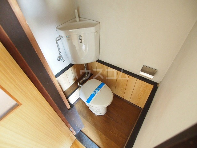 ウインベル栄Ⅱ 103号室のトイレ