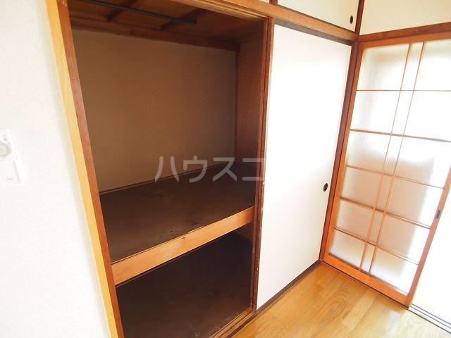 ウインベル栄Ⅱ 103号室の収納