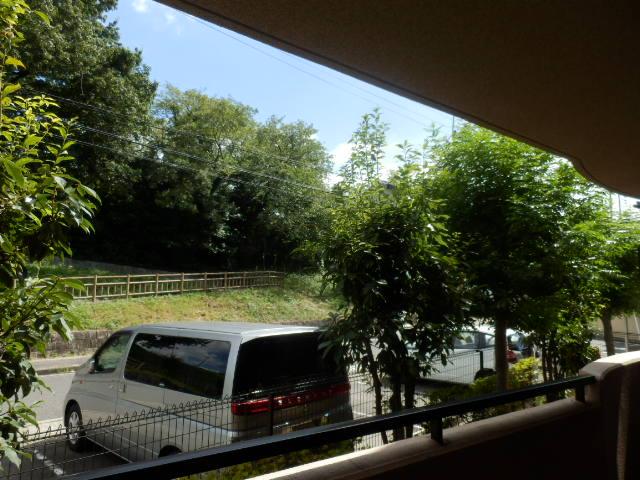 サンパークSHIMADA 203号室の景色