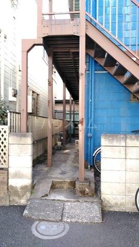 ハイツ山田 103号室のエントランス