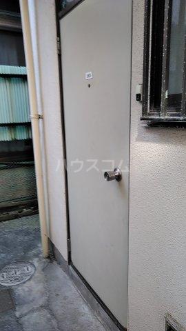ハイツ山田 103号室のロビー