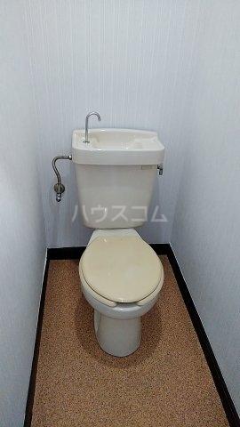 ハイツ山田 103号室のトイレ