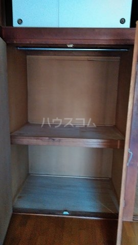 ハイツ山田 103号室の収納