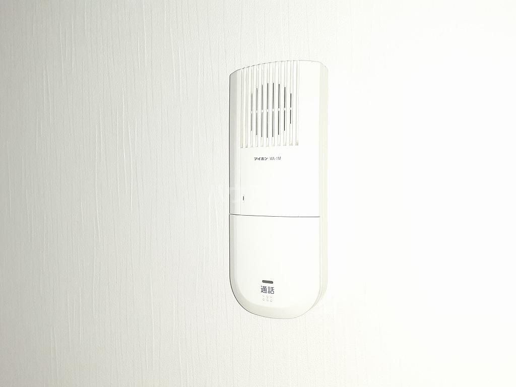 コーポカニエ 205号室のセキュリティ