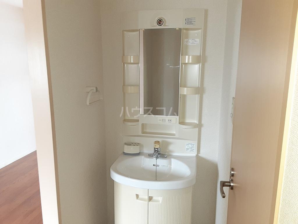 コーポカニエ 205号室の洗面所