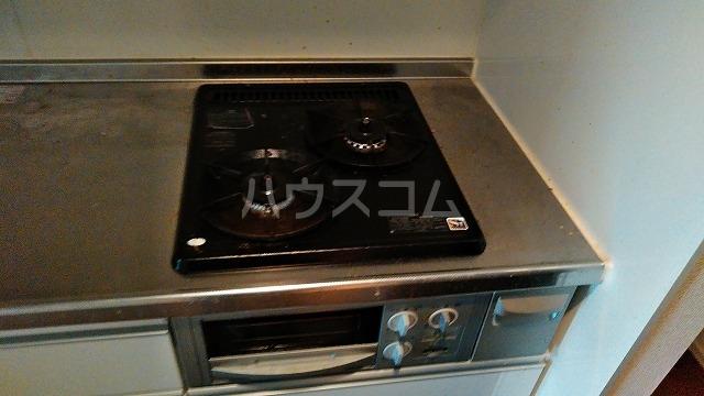 マ メゾン菊住W 305号室のキッチン