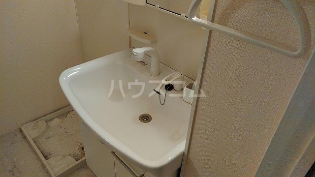 マ メゾン菊住W 305号室の洗面所