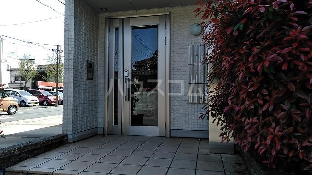 マ メゾン菊住W 305号室のエントランス