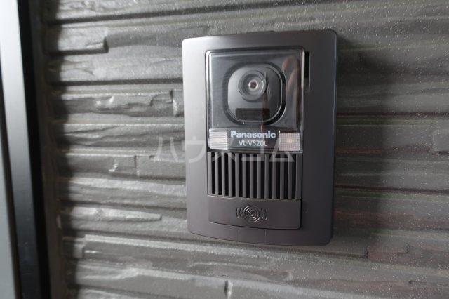 アソシエⅡ 203号室のセキュリティ