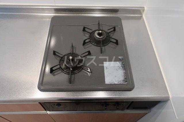 アソシエⅡ 203号室のキッチン