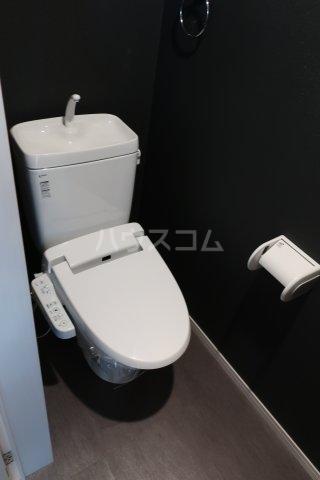 アソシエⅡ 203号室のトイレ