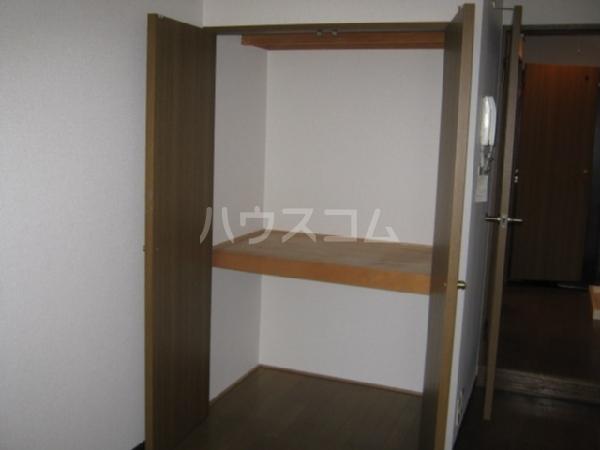 スリーゼ・K 3D号室の収納