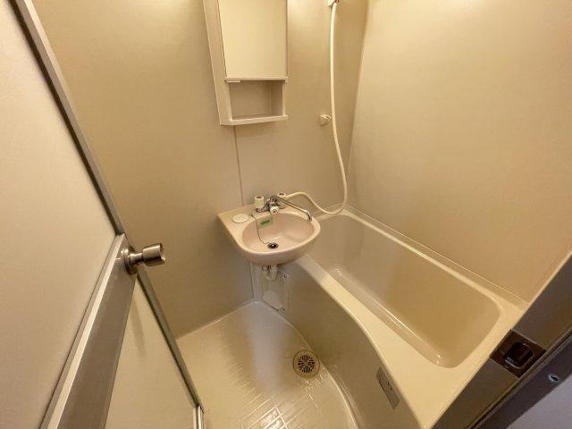 Y・M・Dチセ 208号室のベッドルーム