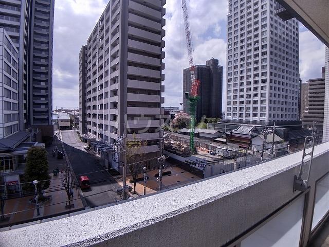 ラフィネ所沢 00502号室の景色