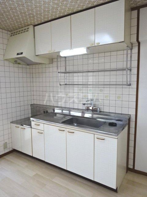 ラフィーヌ・サンライズ 501号室のキッチン