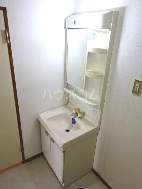 ラフィーヌ・サンライズ 501号室の洗面所