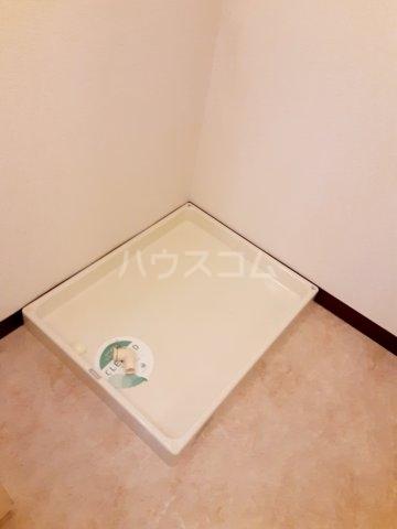 ハイツ東菅野 102号室のエントランス