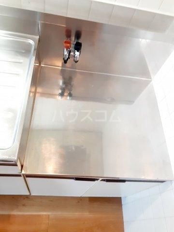 ハイツ東菅野 102号室の設備