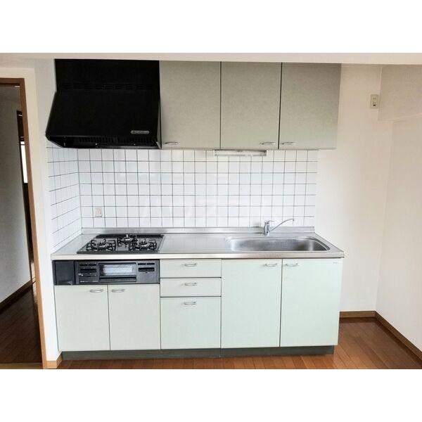 アヴァンデンスJUN 204号室のキッチン