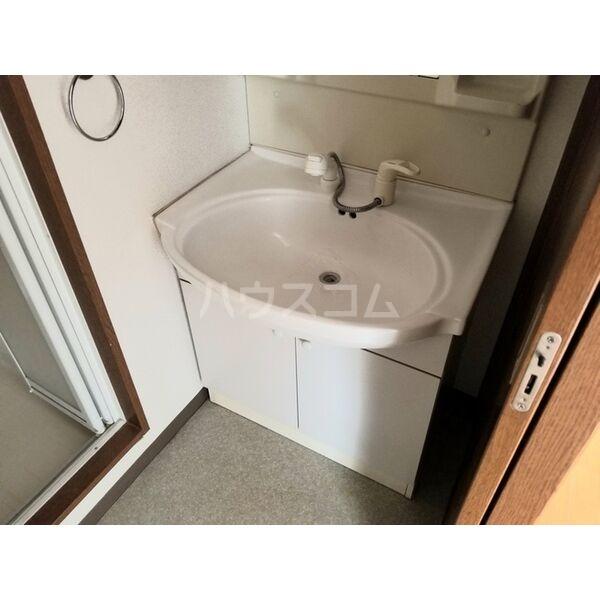 アヴァンデンスJUN 204号室の洗面所