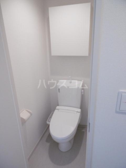 リブリ・二十世紀が丘 106号室のトイレ