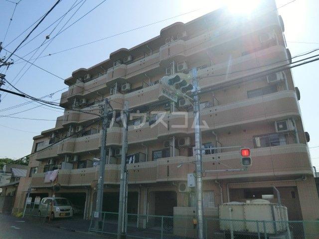 ドール津賀田 207号室の外観