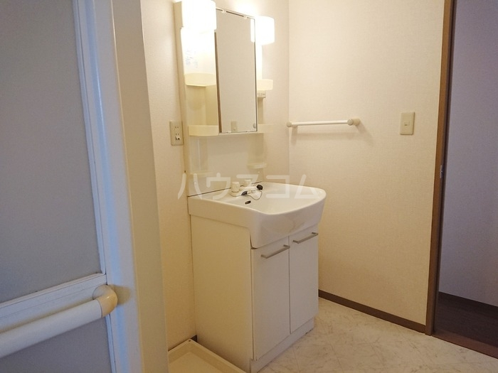 ソシアパートⅢ 203号室の洗面所