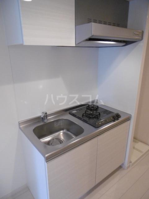 リブリ・ライトラージ 106号室のキッチン