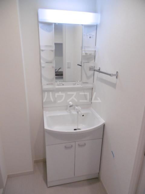 リブリ・ライトラージ 106号室の洗面所