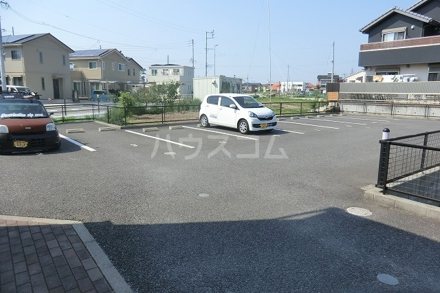 Southern Crossの駐車場
