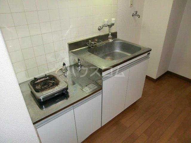 航空公園HAビル 00202号室のキッチン