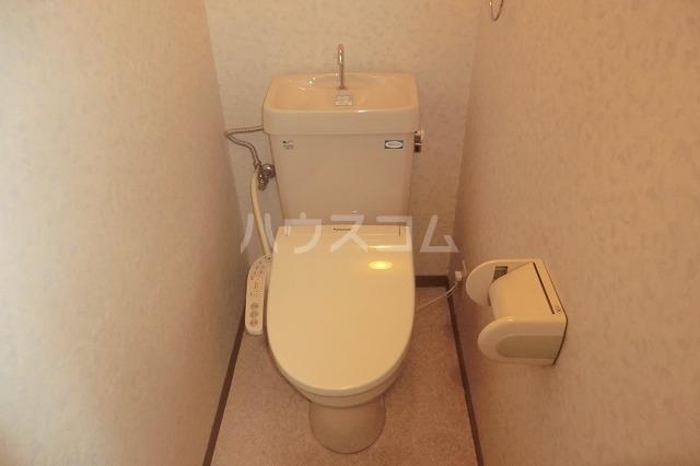サイレントパレス矢曽根 304号室のトイレ