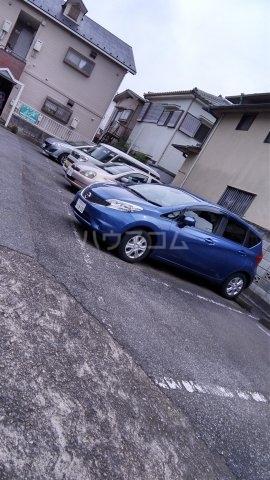 アビタシオン ヒデ 201号室の駐車場
