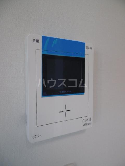 Glanz新松戸 105号室のセキュリティ